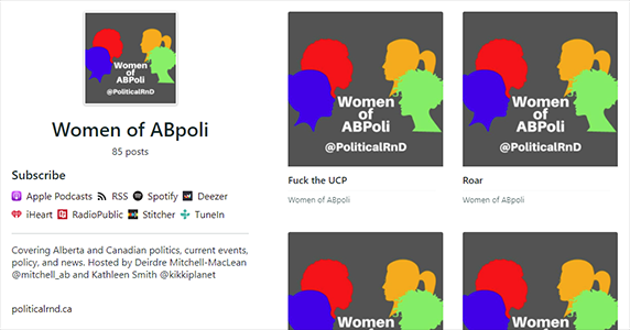 Women of ABpoli